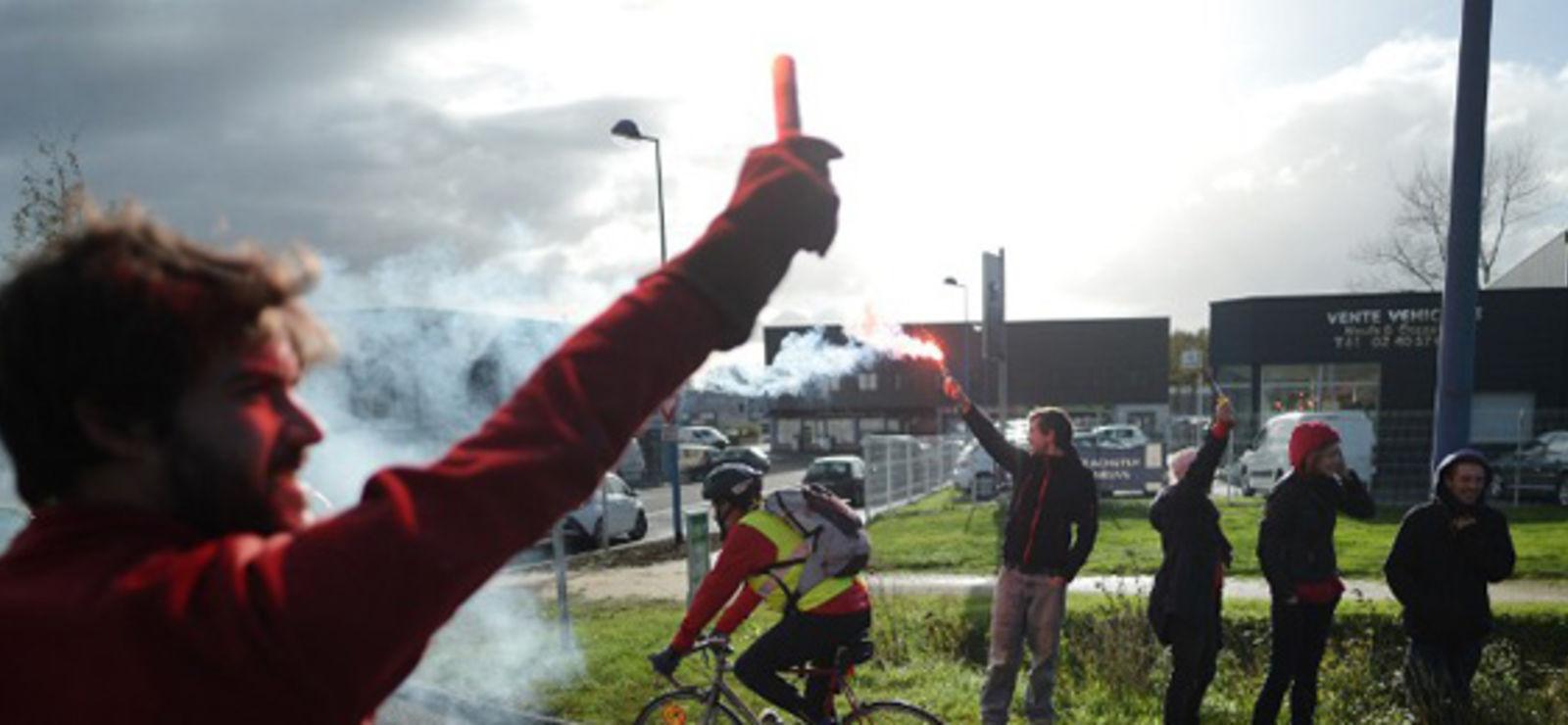 COP 21: manifestations interdites dans toute la France