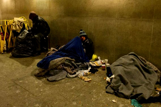 47 millions d'Américains en-dessous du seuil de pauvreté (+24 % depuis 2007)