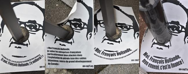 Illustration - Sommet citoyen : « Désobéir, car nous sommes en situation d'autodéfense »
