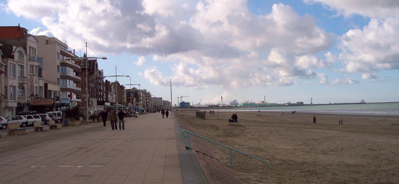 Vous êtes muté à Dunkerque…