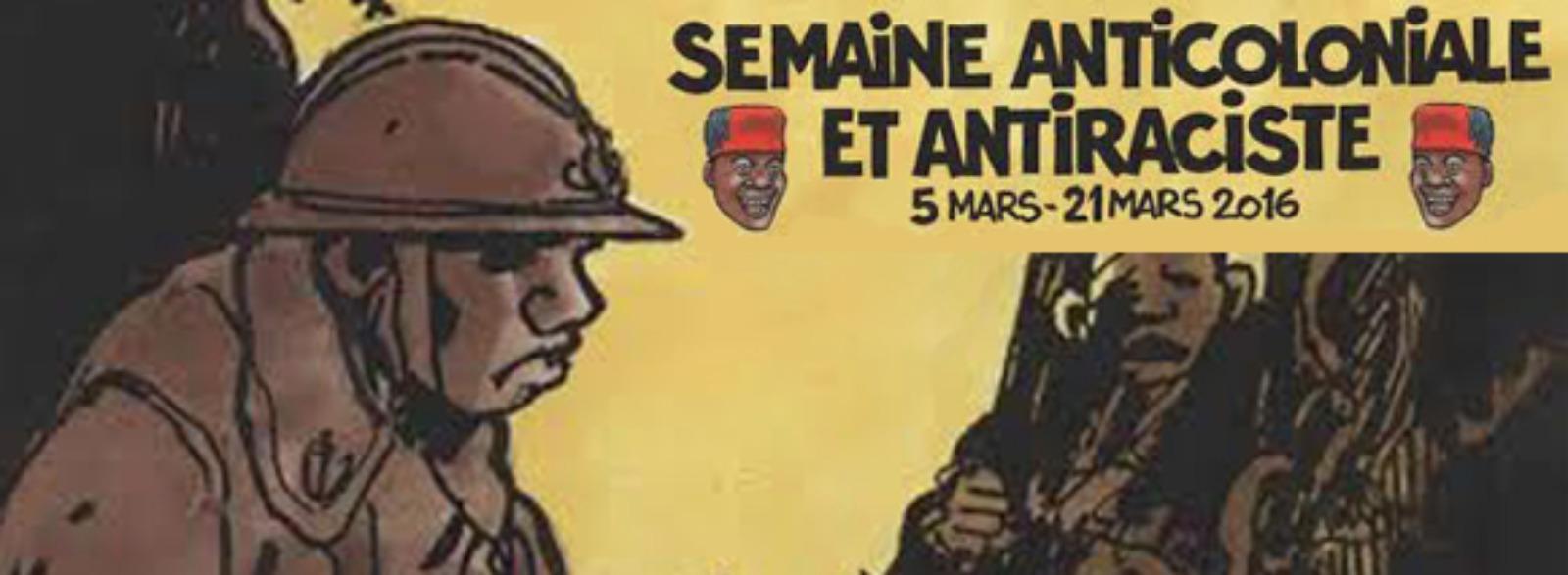 Politis à la Bellevilloise pour la semaine anticoloniale et antiraciste