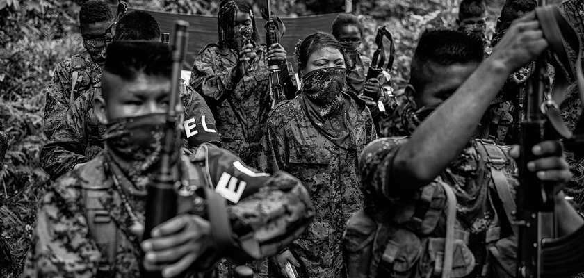 Colombie : une jeunesse massacrée
