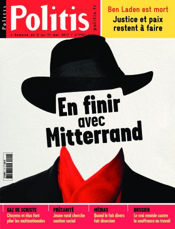 Couverture de l'Hebdo Politis N°1151