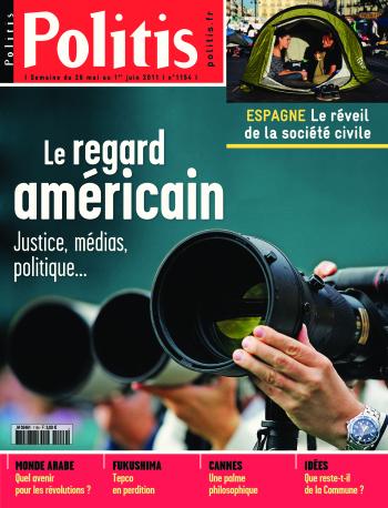 Couverture de l'Hebdo Politis N°1154