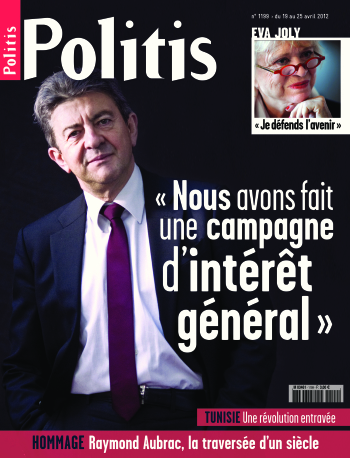 Couverture de l'Hebdo Politis N°1199