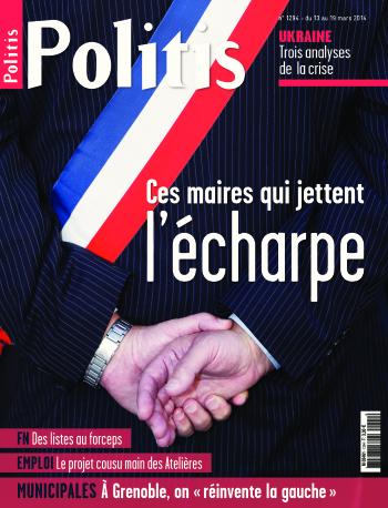 Couverture de l'Hebdo Politis N°1294