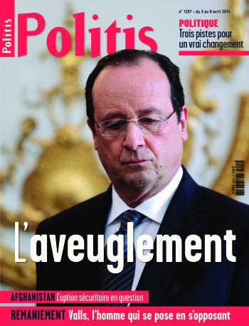 Couverture de l'Hebdo Politis N°1297