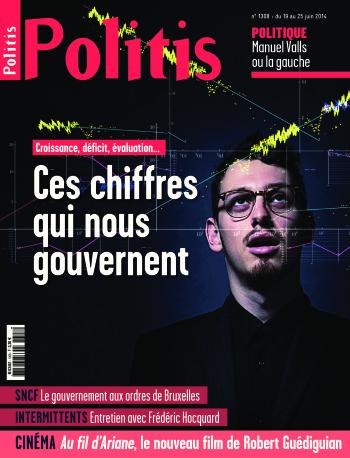 Couverture de l'Hebdo Politis N°1308