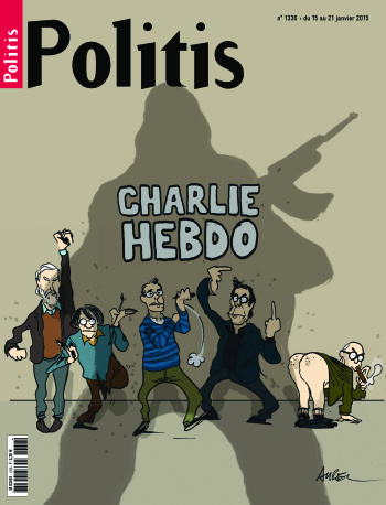 Couverture de l'Hebdo Politis N°1336