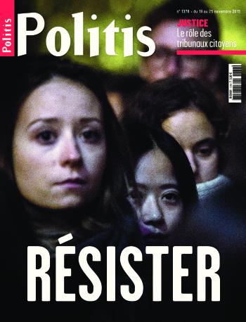 Couverture de l'Hebdo Politis N°1378