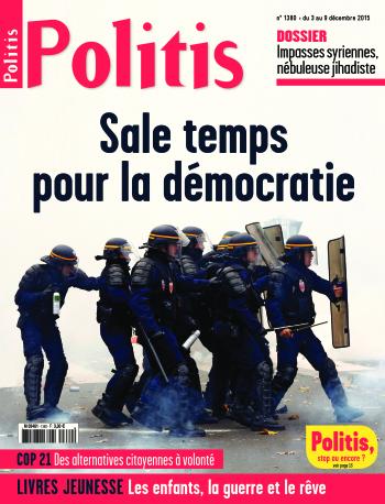 Couverture de l'Hebdo Politis N°1380