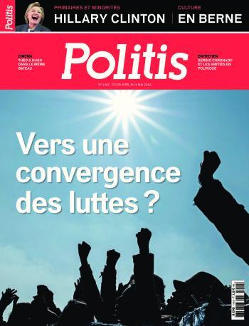 Couverture de l'Hebdo Politis N°1401