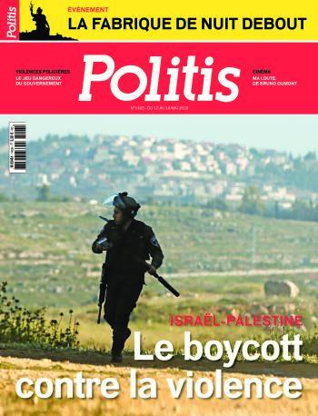 Couverture de l'Hebdo Politis N°1403
