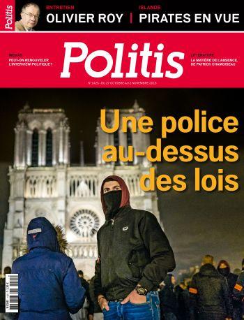 Couverture de l'Hebdo Politis N°1425