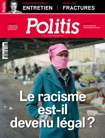 Couverture de l'Hebdo Politis N°1426