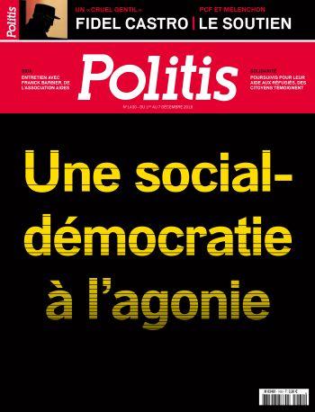 Couverture de l'Hebdo Politis N°1430