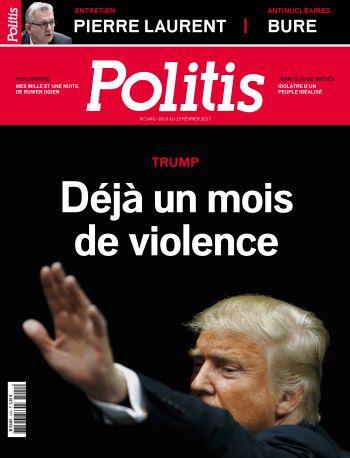 Trump : Déjà un mois de violence