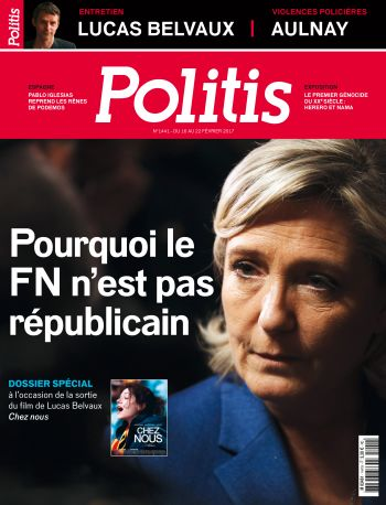 Couverture de l'Hebdo Politis N°1441