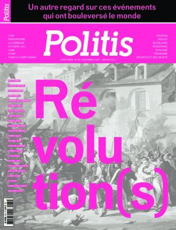 Couverture du Hors série Politis N°65