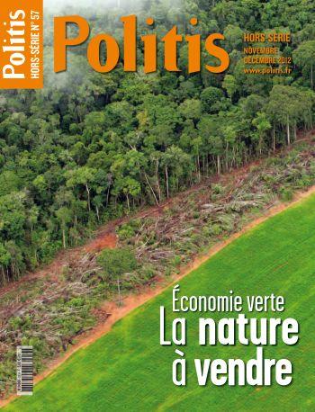 Économie verte : la nature à vendre