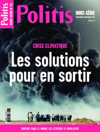 Couverture du Hors série Politis N°HS63