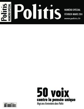 50 voix contre la pensée unique