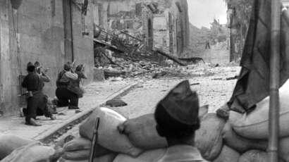 [Archives] Front populaire : Le chemin de croix espagnol