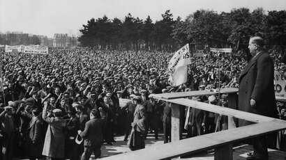 [Archives] Front populaire : Le viatique de la victoire