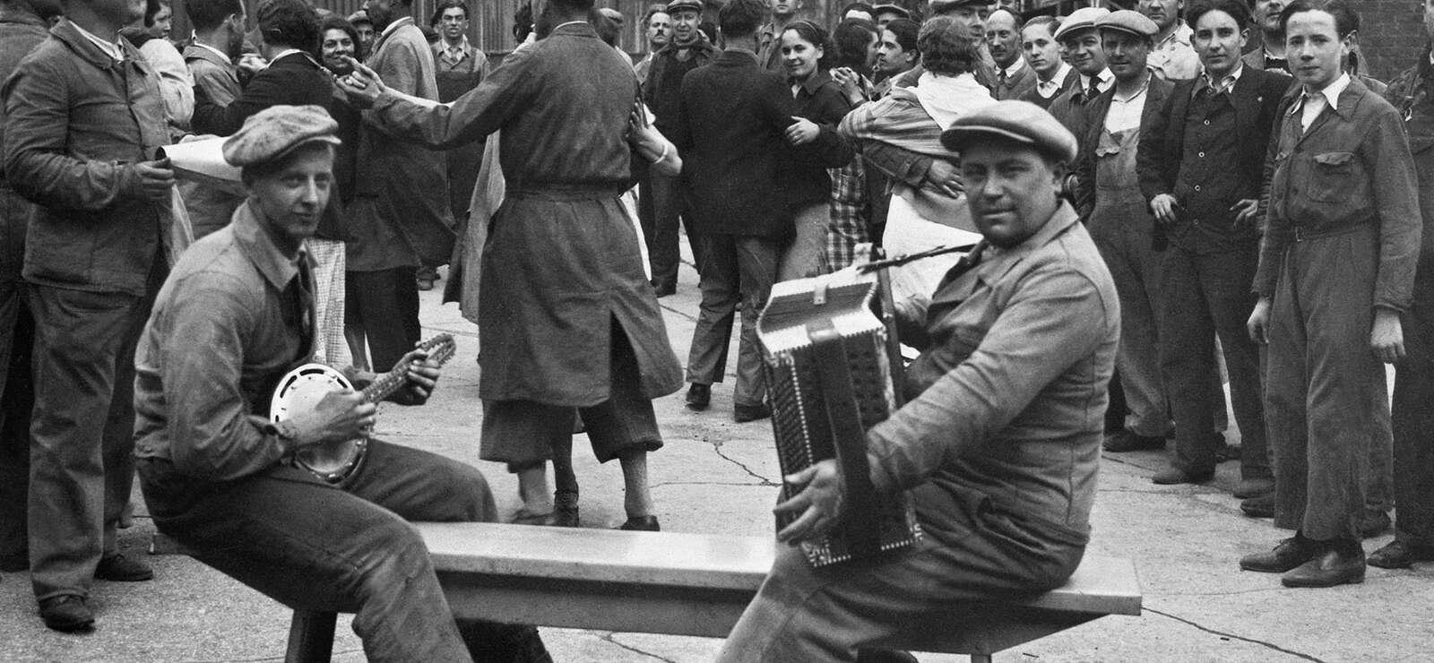[Archives] Front populaire : Un moment d'exception