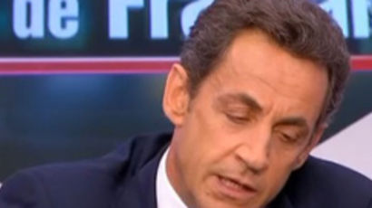 Intervention de Nicolas Sarkozy (TF1) : chattez en direct sur Politis.fr