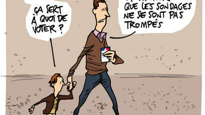Les dessins d'Aurel, 19 avril