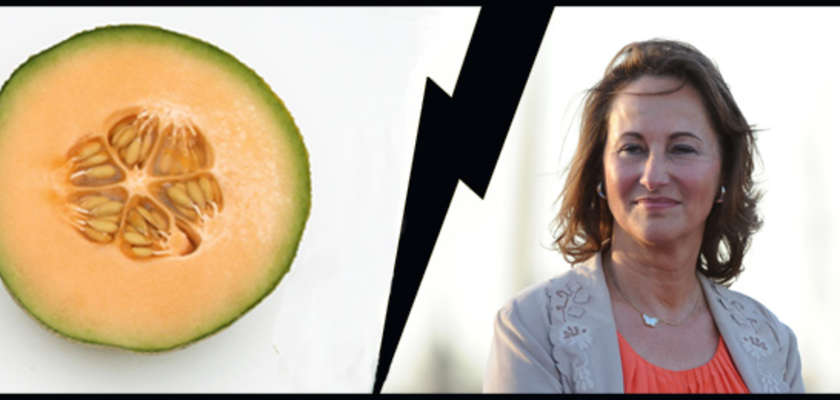 Le melon, plus charentais que Ségolène Royal ?