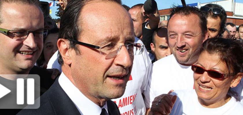 Goodyear : quand Hollande, candidat, promettait une loi