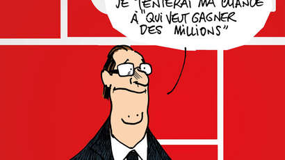 Les dessins de la semaine : Hollande à Capital et le PDG d'Orange mis en examen