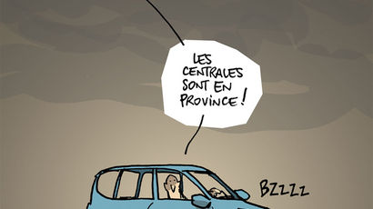 Les dessins de la semaine : le pic de pollution