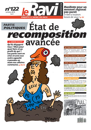 Illustration - Assises du journalisme: la «presse pas pareille» réagit