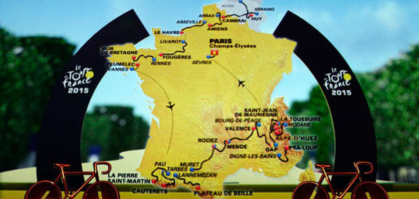 Tour de France 2015. Ou comment encourager le dopage !