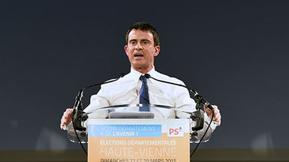 Manuel Valls, les intellectuels et le Front national