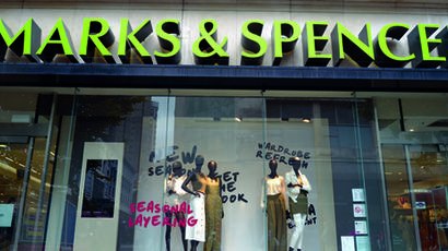 Marks & Spencer : Un management « shocking »