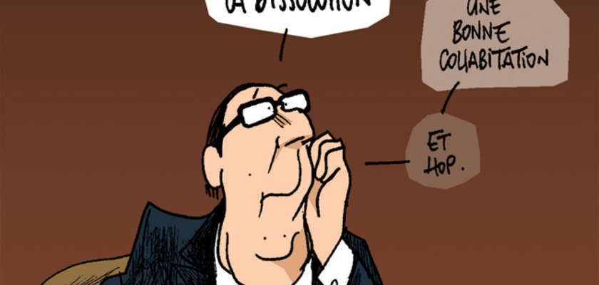 Les dessins de la semaine : Hollande et les violences à Air France