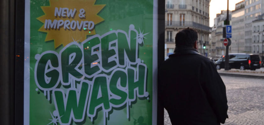 Green Washing : Le poker menteur des firmes