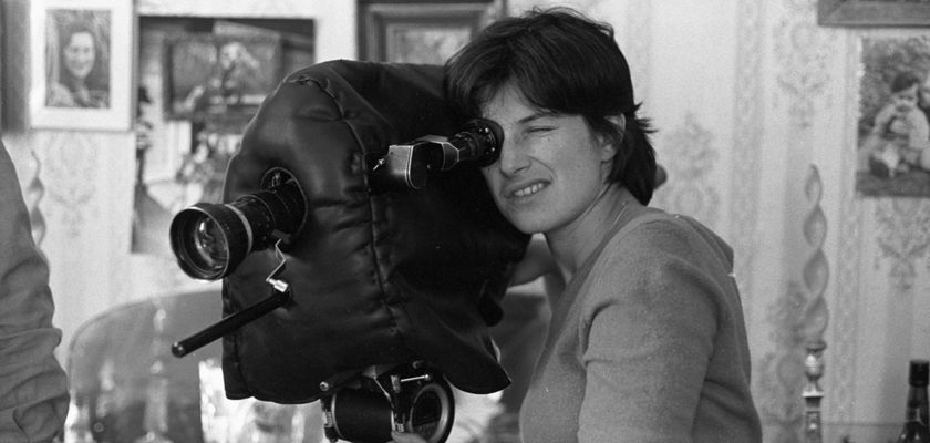 Le film d'adieu de Chantal Akerman