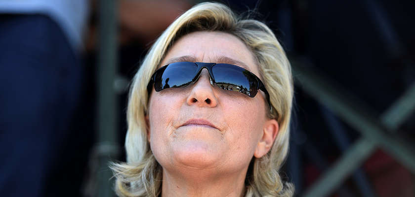 Marine Le Pen tombe le masque