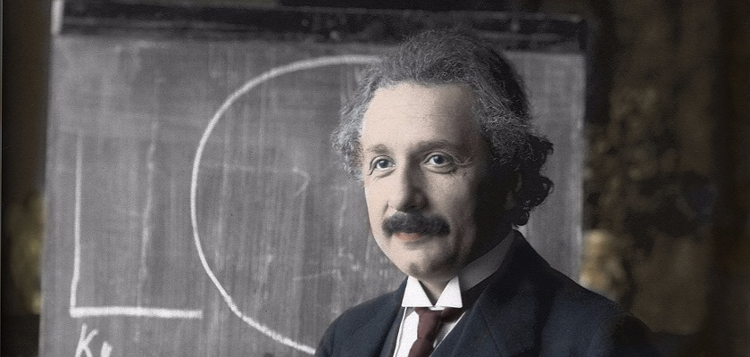 À bicyclette avec Albert Einstein