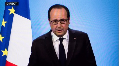 Le terrible aveu d'échec de Hollande