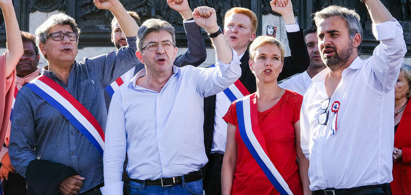 Ordonnances : la France insoumise appelle à « une réaction à la hauteur de l'agression »