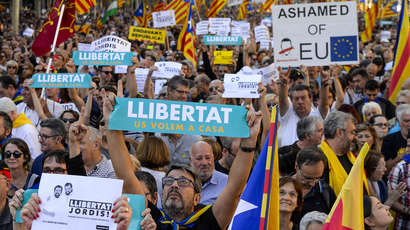 Catalogne : Madrid organise le clash