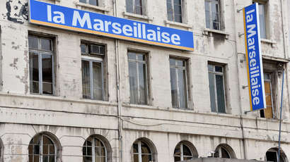 Le journal « La Marseillaise » lance un appel