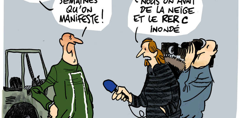 Les dessins de la semaine d'Aurel : Agriculture, question de priorités
