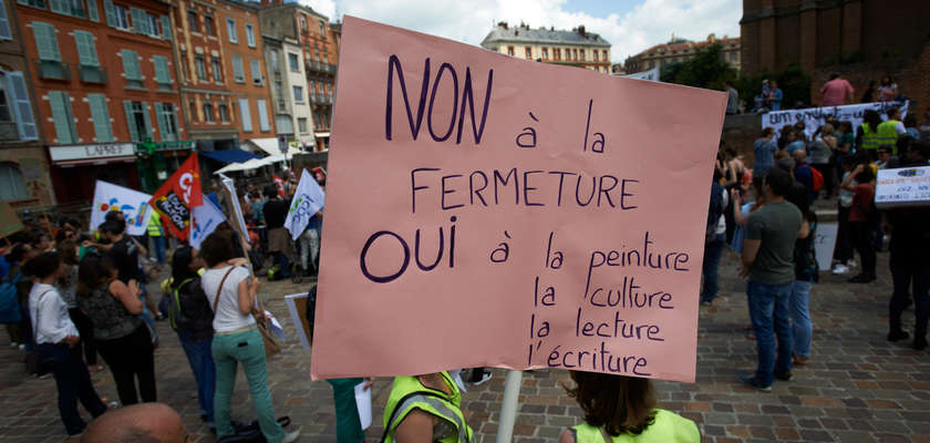 Alfortville se mobilise contre la fermeture de ses classes